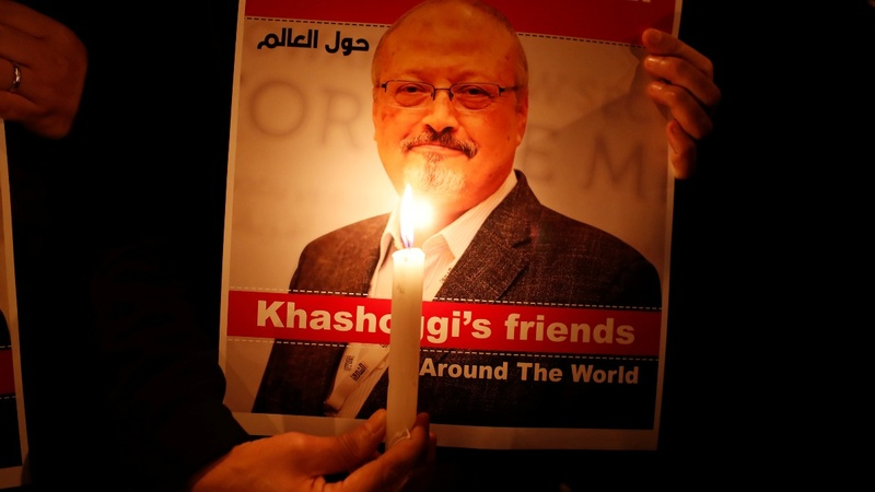 Khashoggi's fiancee rejects Trump's invitation