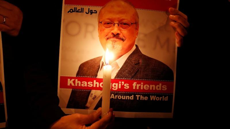 Khashoggi's fiancee rejects Trump's invitation
