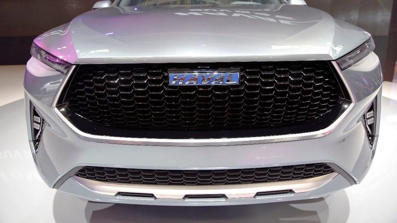 China's Great Wall Motor posts record sales drop
