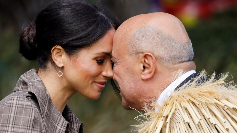 INSIGHT: A Maori welcome for Meghan and Harry