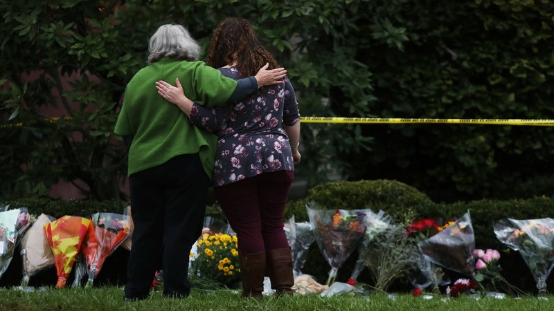 Synagogue victims included siblings, spouses