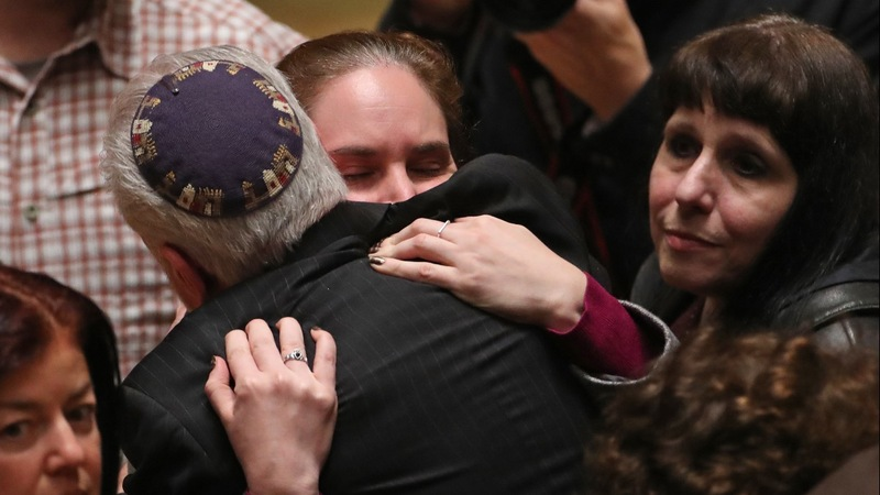 Prosecutors vow 'justice' for PA synagogue victims