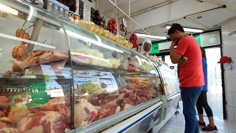 An economic crisis is changing Argentina's diet