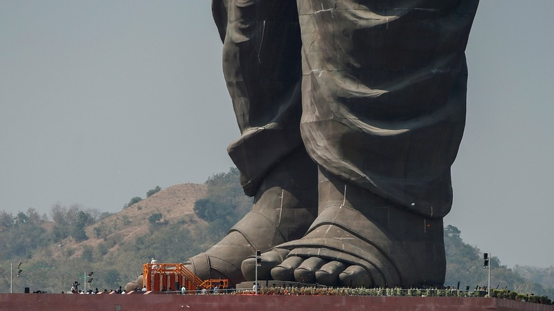INSIGHT: India inaugurates world's tallest statue