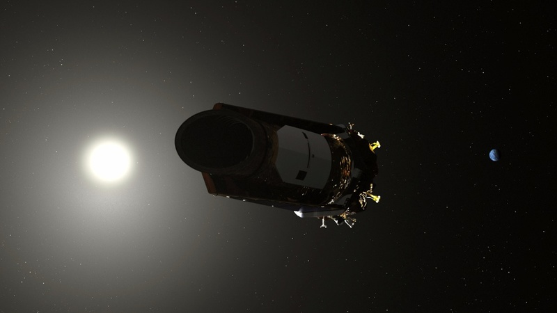 Out of gas, mission over for Kepler telescope