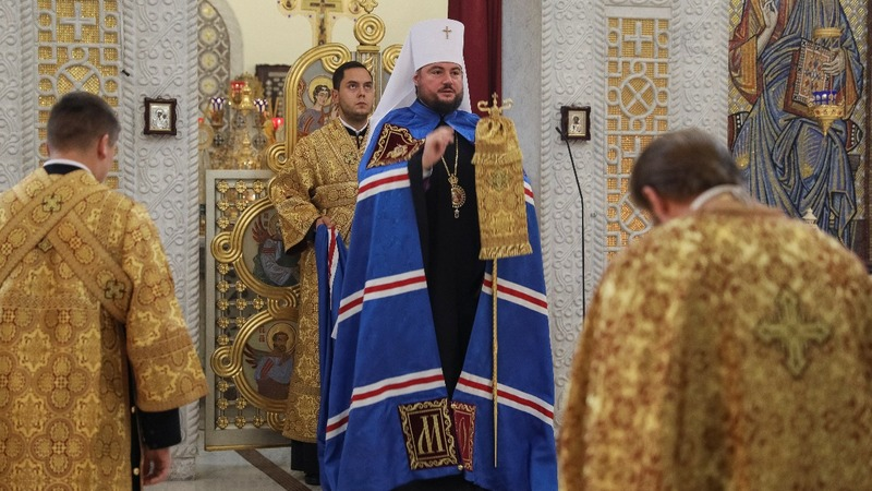 Traitor or agent: the choice for Ukraine's priests