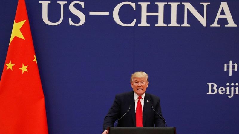 Trump says will meet Xi as trade talks 'move along'