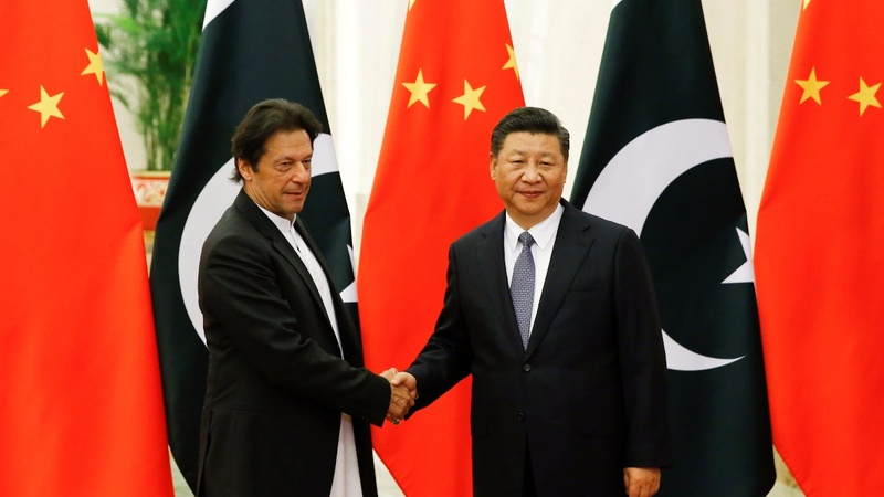 China promises to help ailing Pakistan