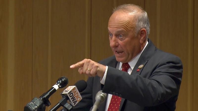 Debate over nationalist rhetoric sharpens in Iowa