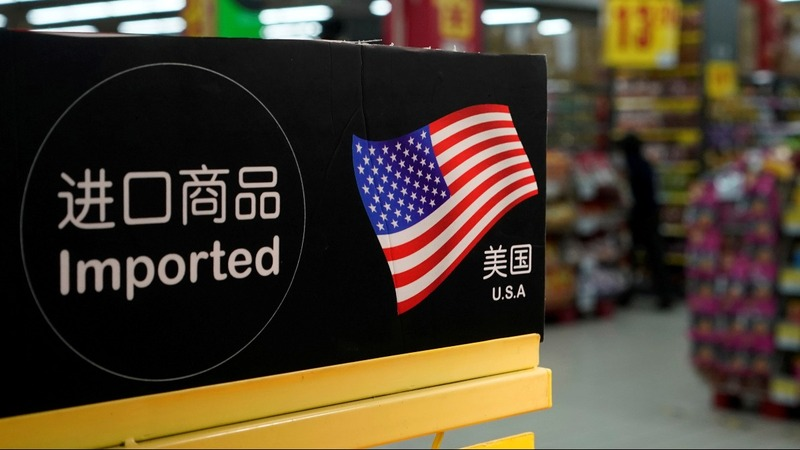 China, U.S., signal trade war detente