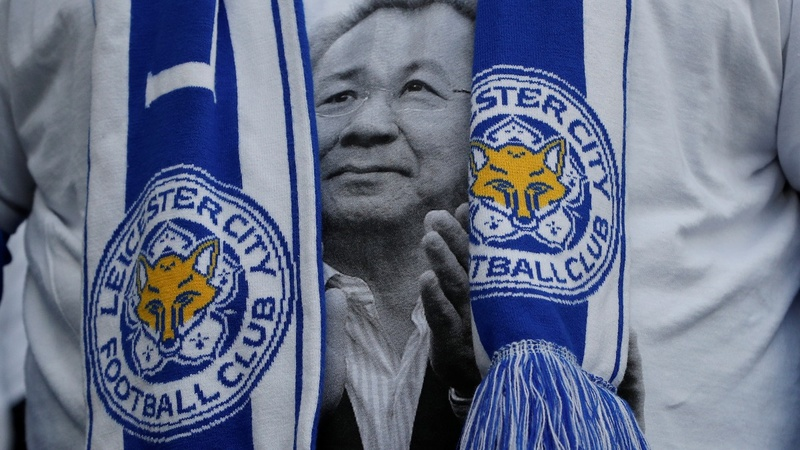INSIGHT: Leicester City pay tribute to chairman