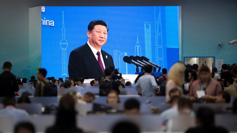 China's Xi Jinping promises to open markets
