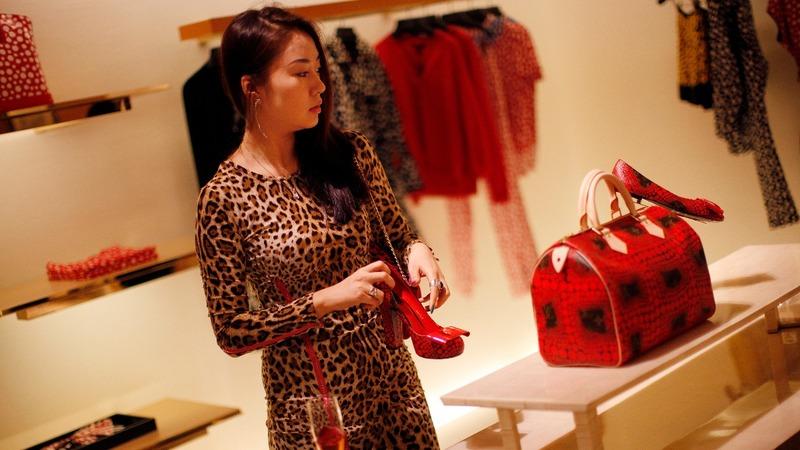 Why Alibaba wants a Louis Vuitton handbag