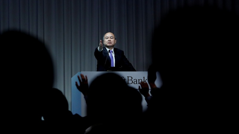 SoftBank's CEO defends ties to Saudi Arabia