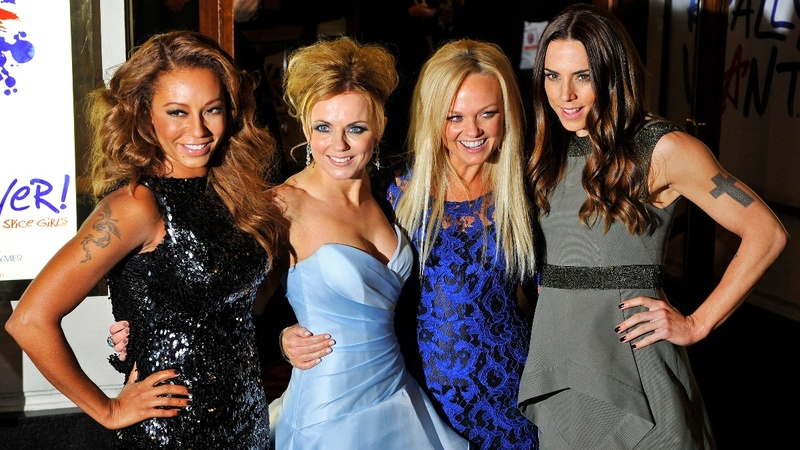 5 become 4: Spice Girls reunite without Posh