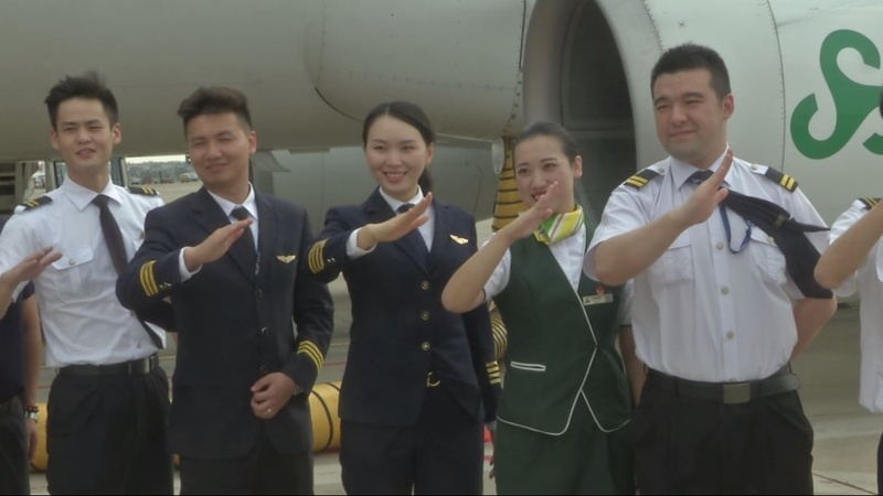 In China, female pilots strain to hold up half the sky