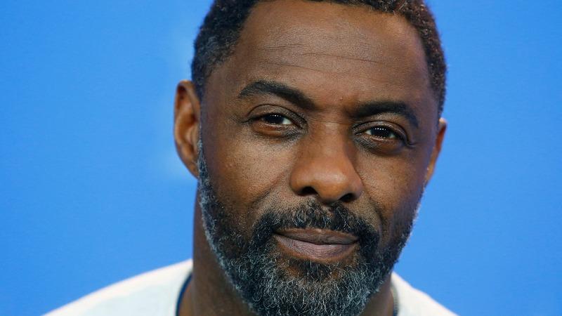Idris Elba named People mag's 'sexiest man alive'