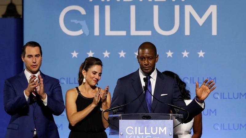 VERBATIM: Andrew Gillum concedes in FL gov race