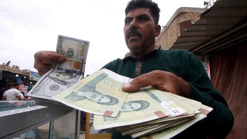 Iranians vent anger at rich and powerful amid sanctions