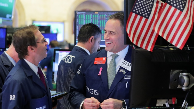 Wall Street surges after midterm vote