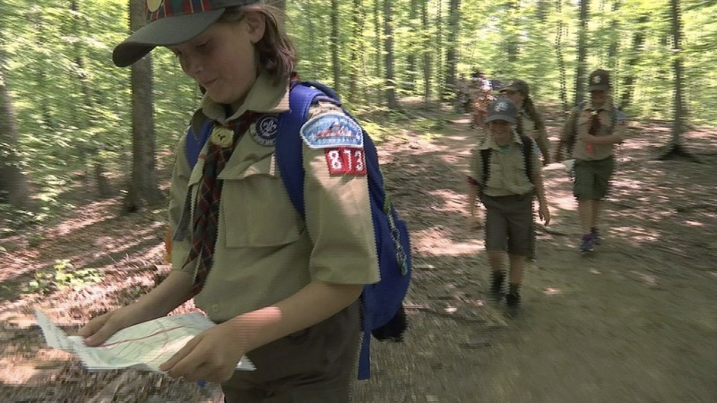 Girl Scouts sue Boy Scouts over name switch