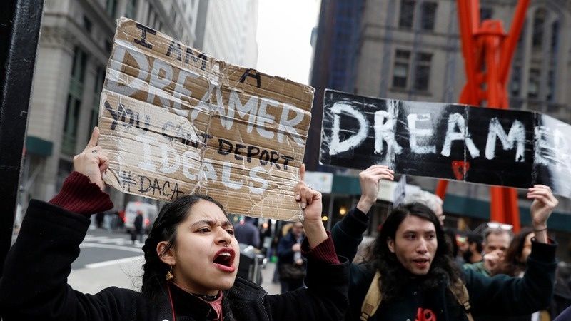 U.S. appeals court rules against Trump on DACA