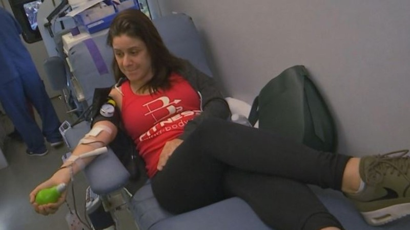 INSIGHT: Hundreds donate blood after shooting