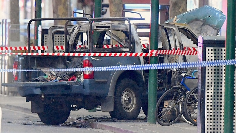 One dead in Australian militant attack: police