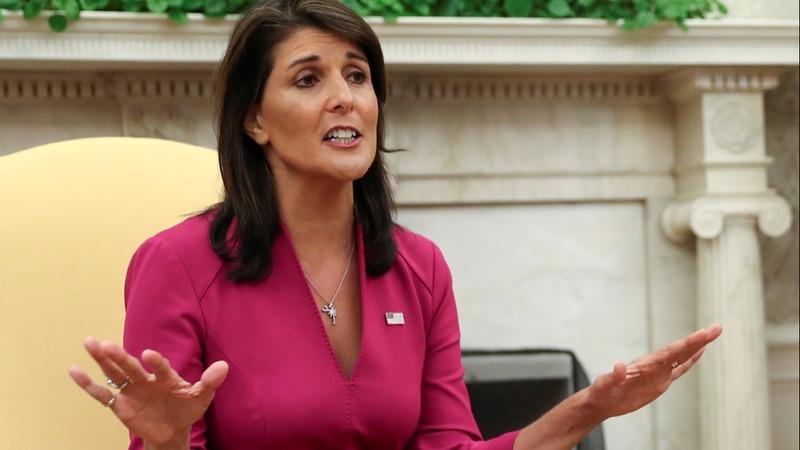 Haley: North Korea 'not ready' for Pompeo talks