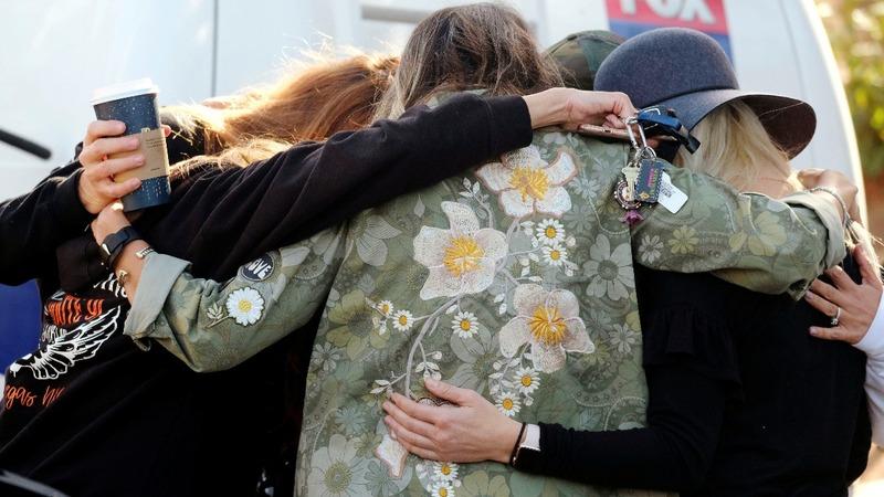 VERBATIM: 'I don't want prayers...I want gun control'