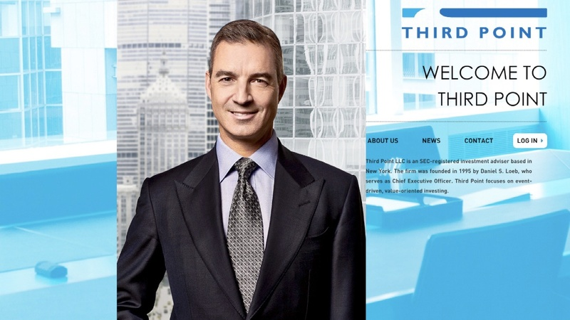 Dan Loeb's Third Point takes friendly stake in AmEx