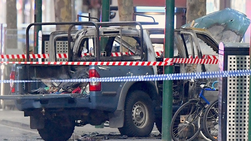 Melbourne attacker inspired by IS: police