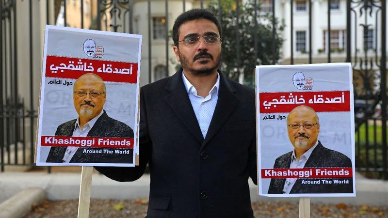 Turkey gave Khashoggi tapes to European nations