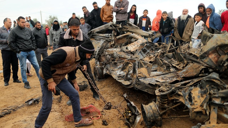 Botched Israeli operation on Gaza border