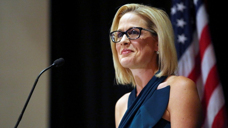 VERBATIM: Sinema wins Arizona U.S. Senate seat