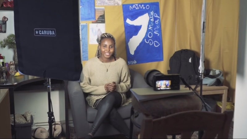Refugee influencer inspires Somali women
