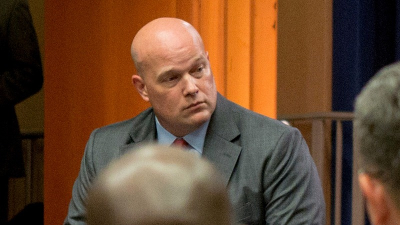 Acting AG will consult with officials on possible recusals