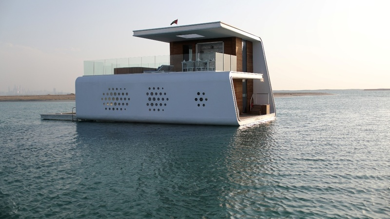 A second chance for 300 derelict islands in Dubai