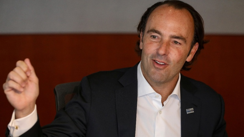 Hedge fund manager Kyle Bass wants U.S. to bet big on 5G