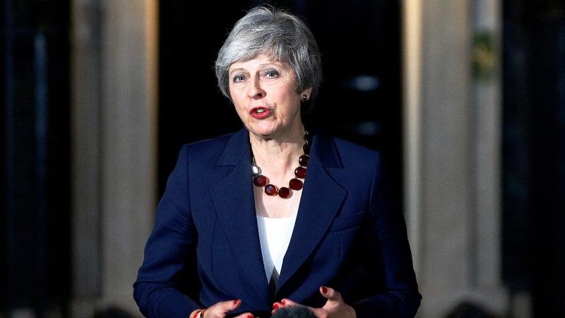 VERBATIM: Draft Brexit plan is UK's best option