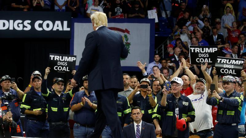 At U.N. climate talks, Trump plans coal sideshow