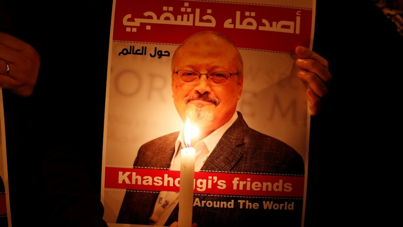 U.S. sanctions 17 Saudis over Khashoggi killing