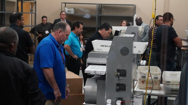 Florida orders hand recount in disputed Senate race
