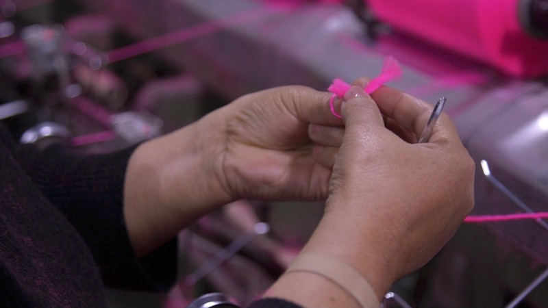 Generation Maker: A family yarn company winds its way through 100 years of change