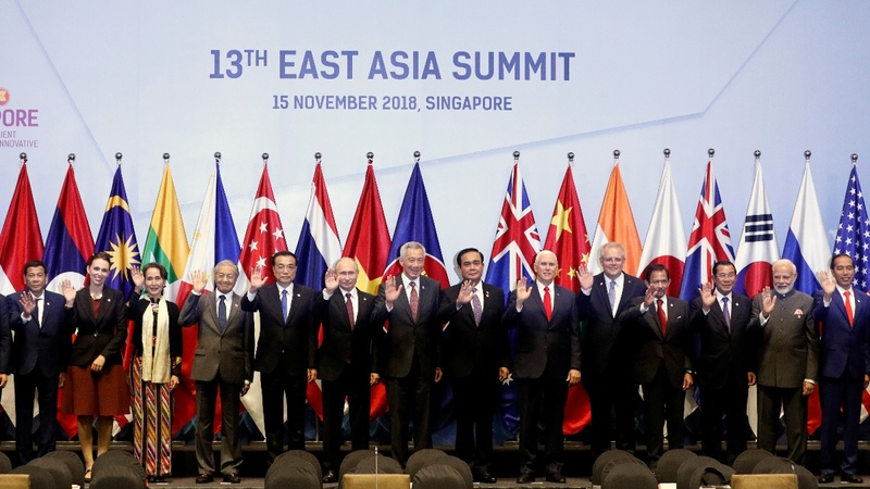 Trump's summit no-show worries Asian leaders