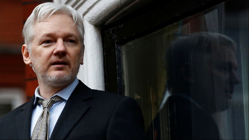 Prosecutors get indictment against Wikileaks' Assange