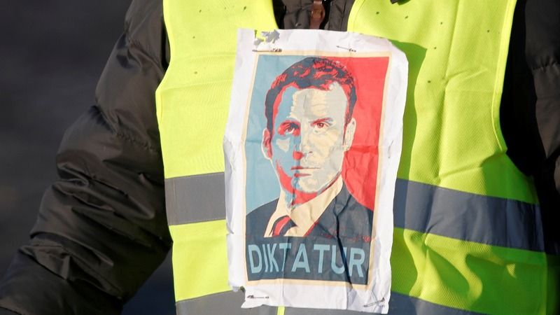 Protesters paralyze French roads over fuel hikes