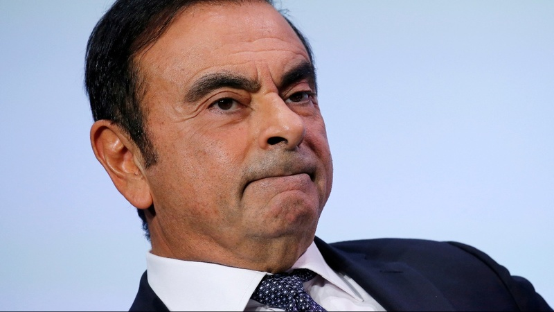 Nissan's legendary boss is under arrest
