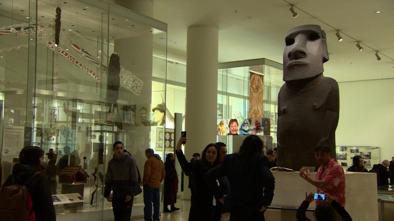Easter Island pleads for the return of sculpture