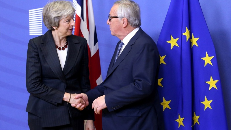Britain and EU agree draft on post-Brexit ties